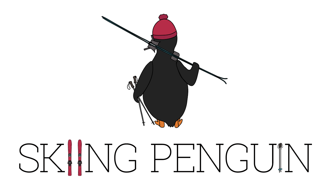 Skiing Penguin