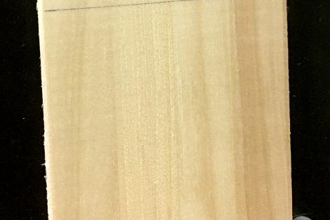 Ein Standard-Alpinski hat einen fünfschichtigen Pappelholzkern © Skiing Penguin