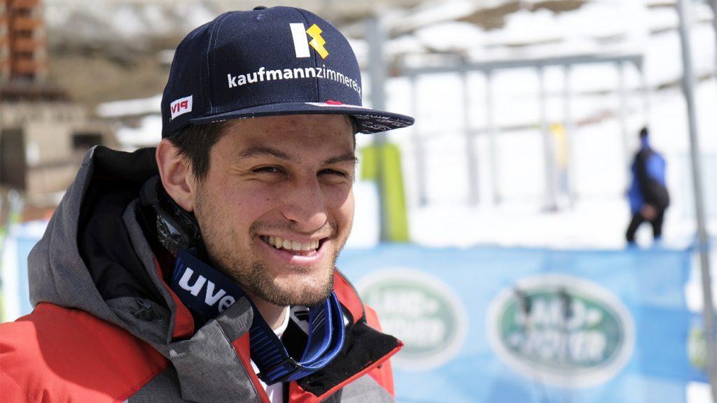 Der 25-jährige Vorarlberger Johannes Strolz © KK