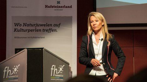 Renate Ecker, GF von Zell/See-Kaprun Tourismus © Skiing Penguin