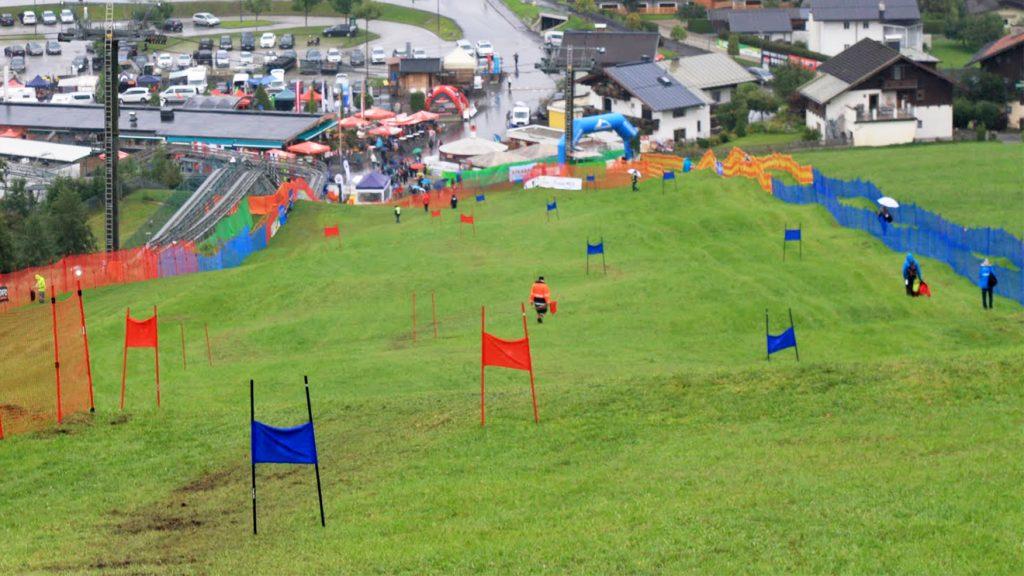 Ein Riesentorlauf auf sattem Grün @ Grasski.at