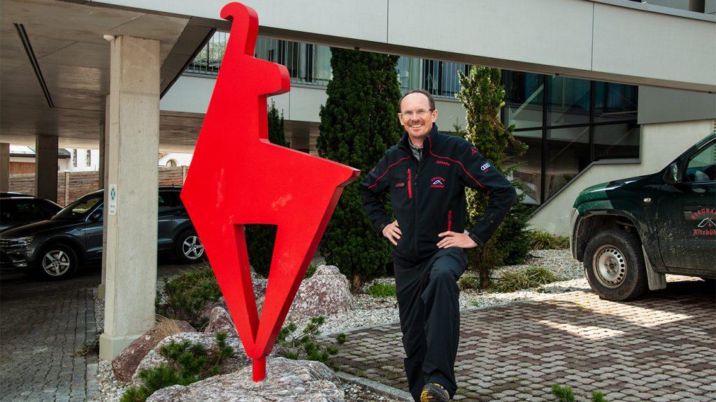 Hans-Peter Schwaiger, seit 23 Jahren Betriebsleiter bei den Bergbahnen Kitzbühel © Skiing Penguin
