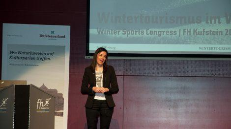 Ingrid Schneider, Tirol Werbung © Skiing Penguin