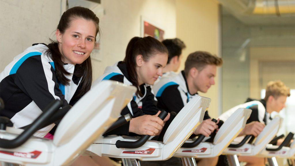 Die Ausbildung ist bei Mädchen und Burschen beliebt © TS Bad Hofgastein