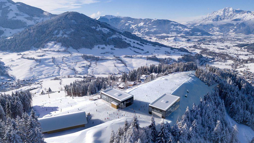 Die Sonnbergbahn verbindet ab Dezember den Natrun mit der Königstour © Hochkönig Tourismus GmbH