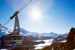 In St. Moritz sind Kartenpreise dynamisch © swiss-image.ch/Daniel Martinek