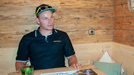 Christopher Hörl fährt seit 2017 für Moldawien © Skiing Penguin