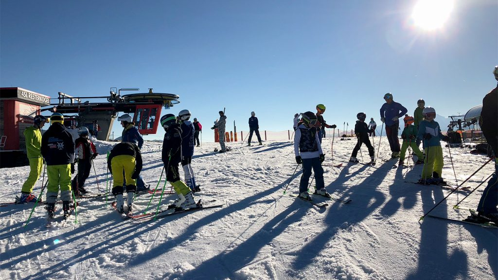 Die Skiclubs auf der Resterhöhe © Skiing Penguin