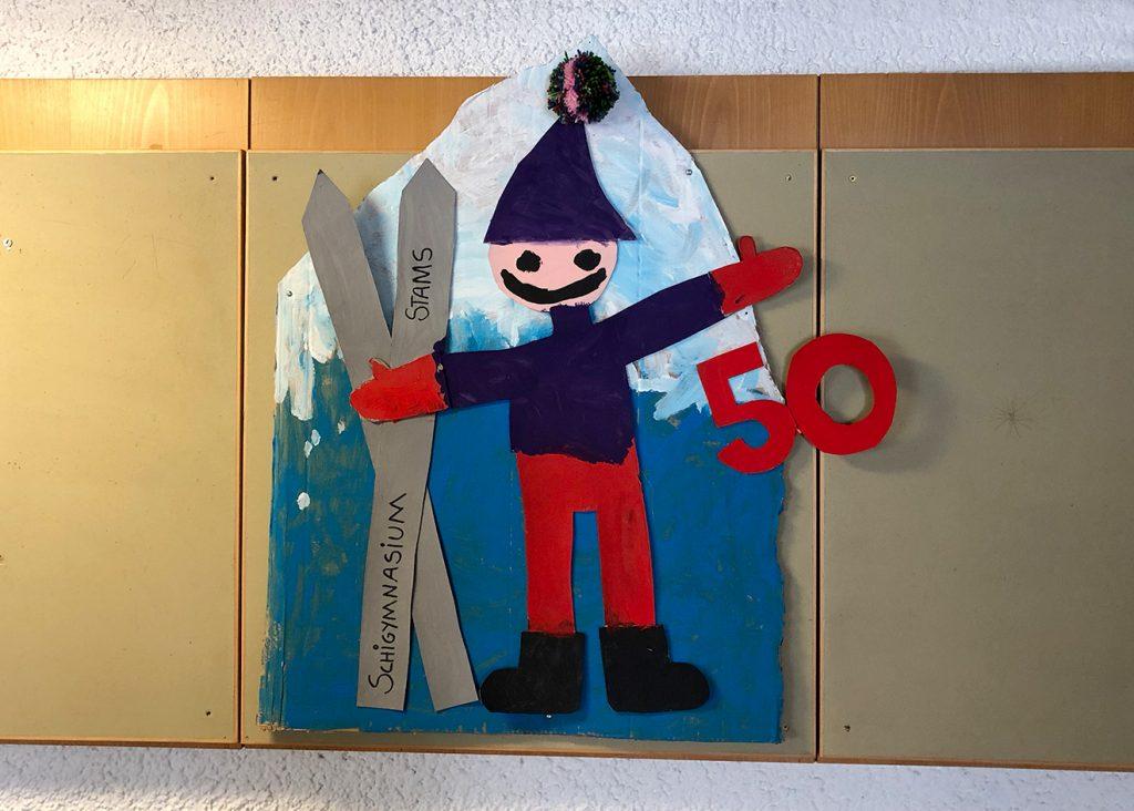 2017 feierte die Schule ihr 50-jähriges Jubiläum © Skiing Penguin