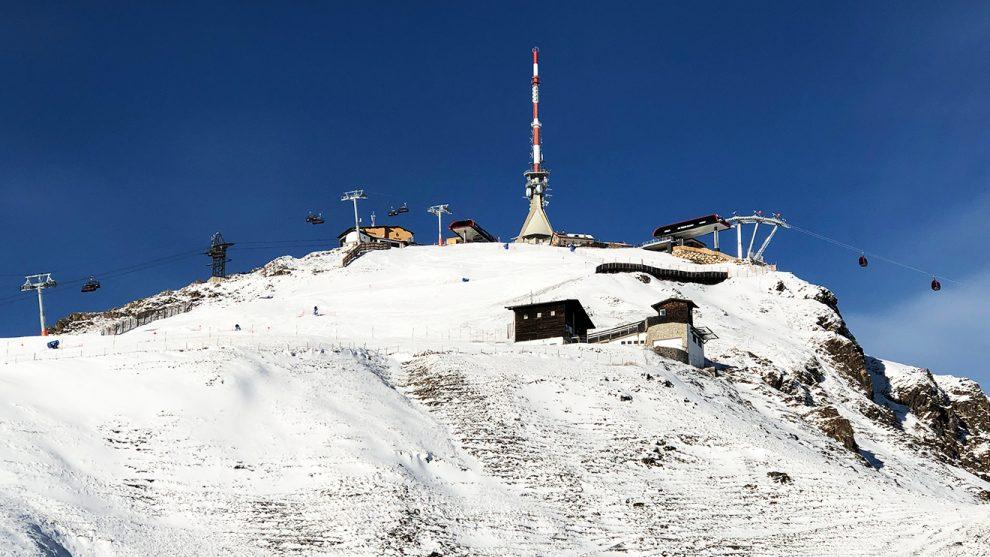 Auf dem Horn stehen fortan drei Bergstationen © Skiing Penguin