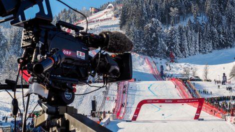 Auch heuer zeigt der ORF wieder alle Skirennen live © ORF