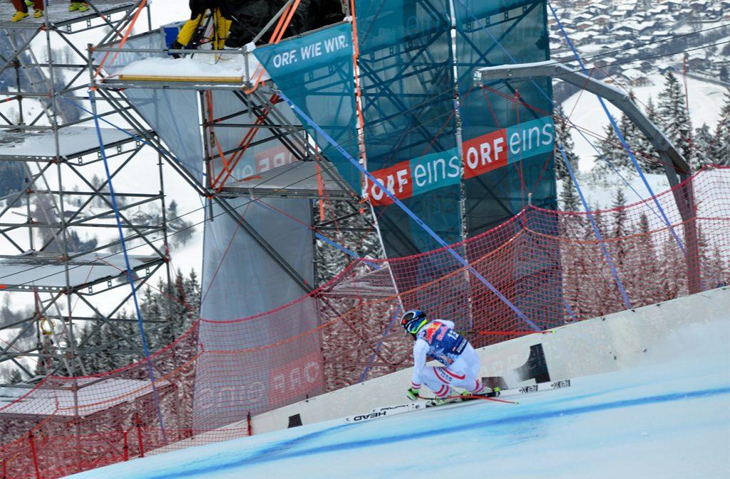 Die großen Quotenhits wie das Hahnenkammrennen stehen noch aus © Skiing Penguin