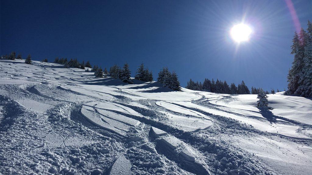 Das Klima in Tirol sei noch immer schneereich, heißt es © Skiing Penguin