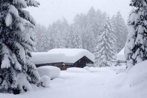 In den Tuxer Alpen am 6. Jänner © Lawinenwarndienst /Matthias Walcher