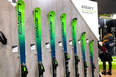 Elan © Skiing Penguin