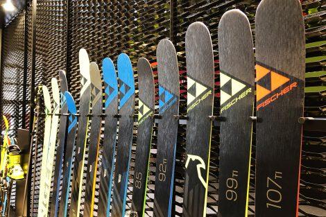 Fischer © Skiing Penguin
