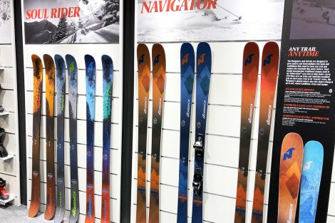 Nordica © Skiing Penguin