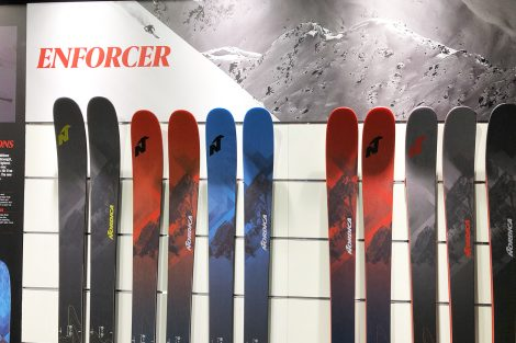 Nordica © Skiing Penguin