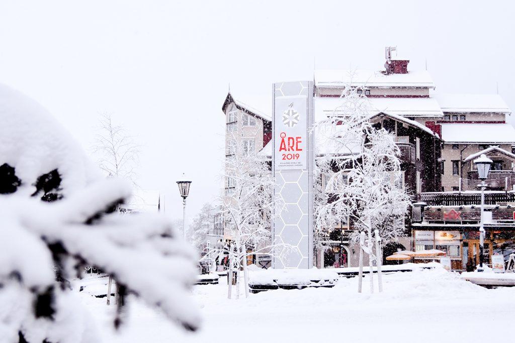 Are hat 1400 Einwohner und 32.000 Gästebetten © Lisa Johansson