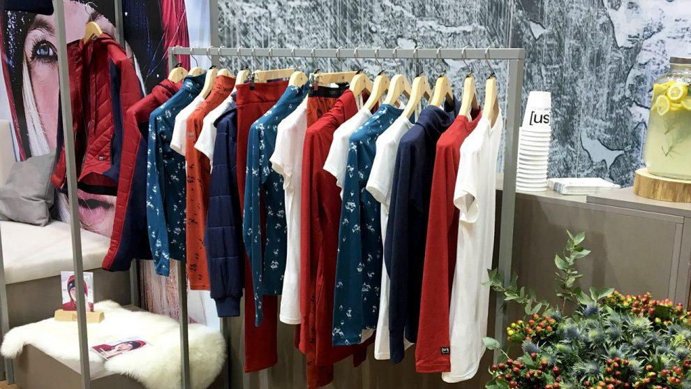 50 Prozent Merino, 50 Prozent Polyester - die Produkte von super.natural der neuen Saison © super.natural/Facebook