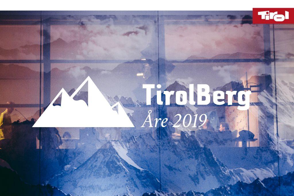 """Mit dem """"Tirol Berg"""" ist die Tirol Werbung bei vielen internationalen Großereignissen vertreten © Tirol Werbung"""
