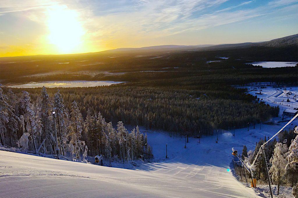 Levi, Kleinod im (sehr) hohen Norden Finnlands © World Cup Levi