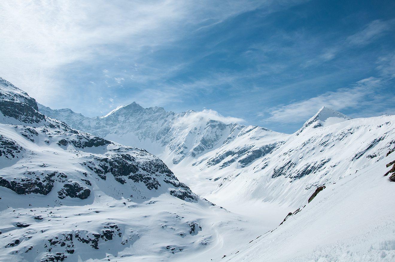 Unberührte Natur inmitten der Hohen Tauern © Skiing Penguin