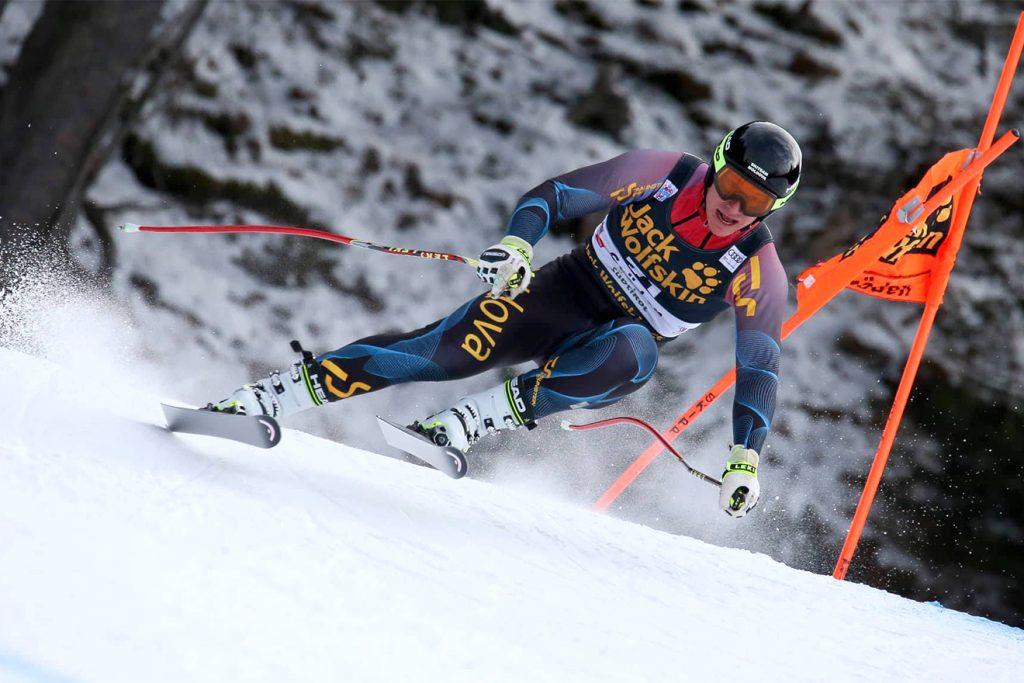 Achtmal ging Christopher Hörl im Weltcup an den Start und bei den Olympischen Spielen 2018 @ Agence Zoom