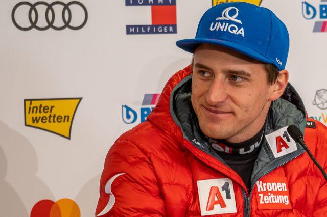 Streif-Sieger 2020: Matthias Mayer © Skiing Penguin