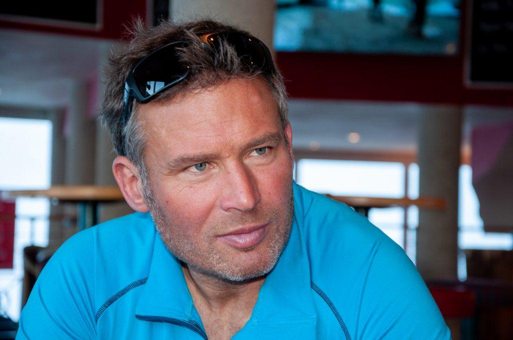 Hannes Trinkl, Abfahrtsweltmeister von St. Anton 2001 ©Skiing Penguin