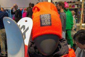 Klare Statements von State of Elevenate © Skiing Penguin