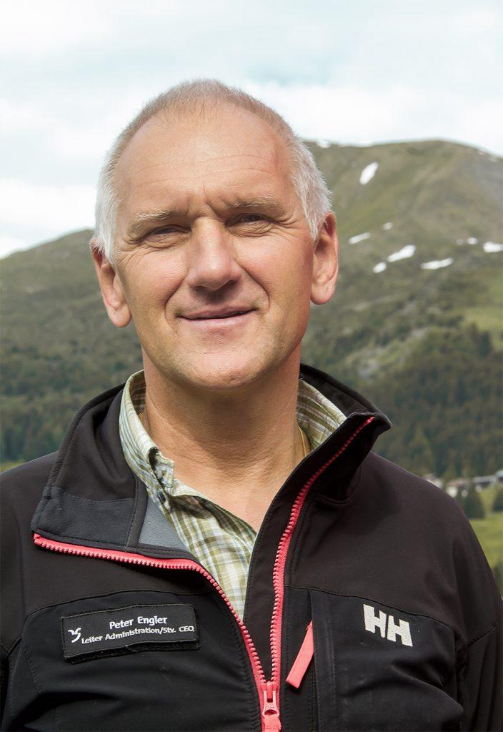 Peter Engler, CEO der Lenzerheide Bergbahnen AG © Lenzerheide