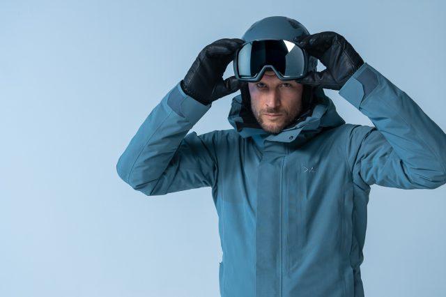 Aksel Lund Svindal in seiner neuen Skibekleidungskollektion ©Sweet Protection