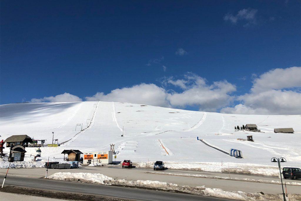 Wie in ganz Österreich fahren am Falkert seit 15. März keine Lifte mehr © Heidi Hotel