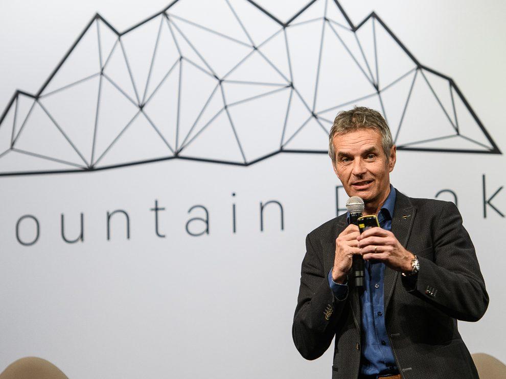 Jürg Capol, Marketingdirektor der FIS © Mountain Peak/MHM Majors