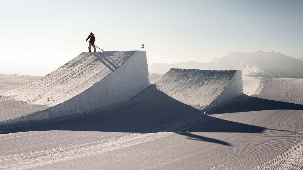 Die Wintersaison in Laax wurde am 13. März beendet © Laax