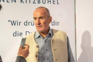 Herren-Cheftrainer Andreas Puelacher © Skiing Penguin